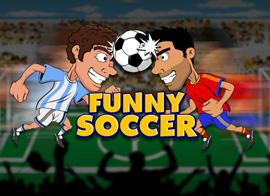 כדורגל מצחיק