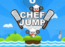 play Chef Jump 2